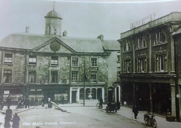 1-3 O Connell Street, Clonmel - Lalor Brothers and Main Guard