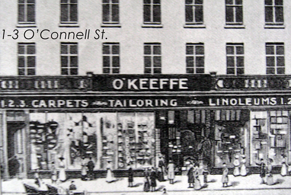 1-3 O Connell Street, Clonmel - O Keeffe