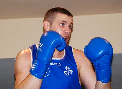 Clonmel Boxer Con Sheehan is heading stateside