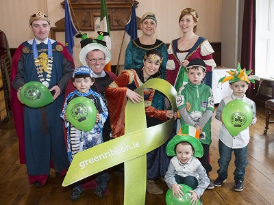 Clonmel will be the first town in Ireland to have Green Ribbon float in their St Patricks Day parade