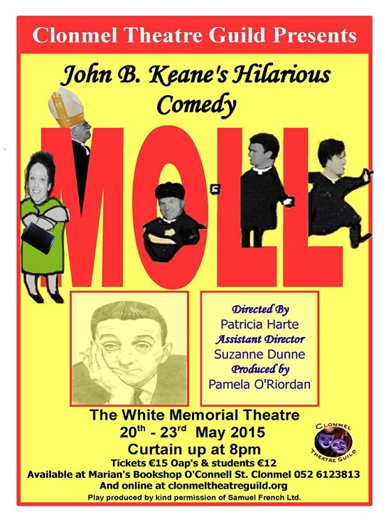 An Evening with 'Moll' at the White Memorial Theatre