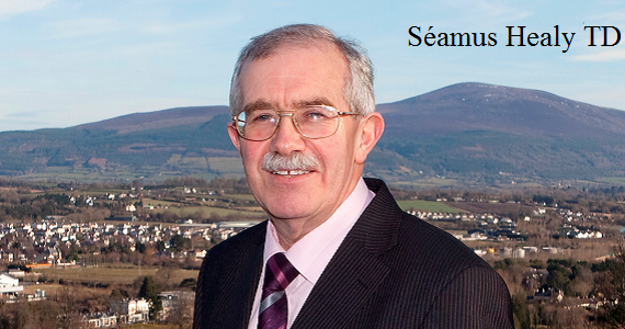 Seamus Healy TD Slates Minister Alan Kelly for Hypocrisy and Broken Promises on Water Charges in Dáil 25 March 2015