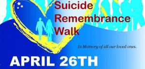 Suicide Remembrance Walk @ Clonmel Park Hotel