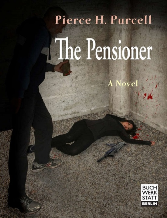 Launch of Pierce H. Purcell's 'The Pensioner' @ The South Tipperary Arts Centre