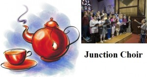 Vintage Tea Morning for Junction Choir @ Hidden Café Place4U