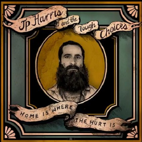 Clonmel World Music Proudly Presents: JP Harris & The Tough Choices (Nashville, USA) @ Raheen House Hotel