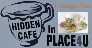 Vintage Tea Morning for Cuan Saor Women's Refuge @ Hidden Café