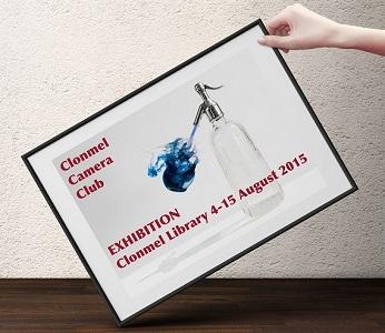 Clonmel Camera Club's Annual Exhibition 2015