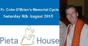 Fr Colm O'Brien Memorial Cycle @ Ss. Peter & Pauls Church