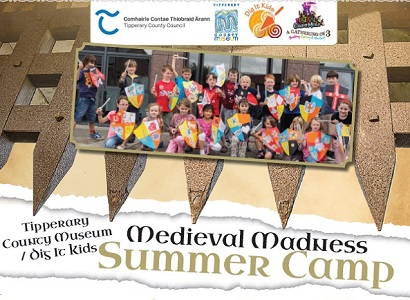 Programme for Medieval Walled Towns Festival 2015