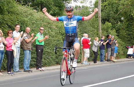 Colm Cassidy takes opening stage of Suir Valley 3 Day