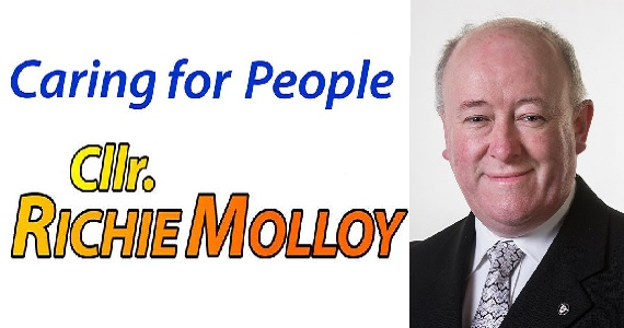 Councillor Molloy urges you to have your say on Electoral Registration Process