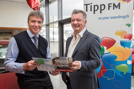 John Kennedy Motors to continue Tipp FM affiliation into the New Year