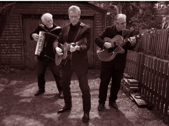 Clonmel World Music Proudly Presents: The Russell deCarle Band (Canada) @ Raheen House Hotel