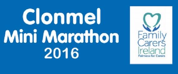 Family Carers - Clonmel Mini Marathon @ Hotel Minella