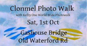 Photo Walk in Clonmel @ Gas House Bridge