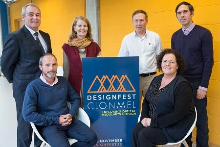 DesignFest Clonmel… exploring digital media, arts and design!
