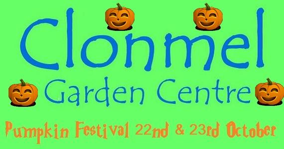 Pumpkin Festival 2016 at Clonmel Garden Centre @ Clonmel Garden Centre