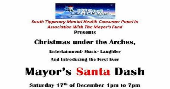 Christmas under the Arches and Mayor's Santa Dash @ Main Guard