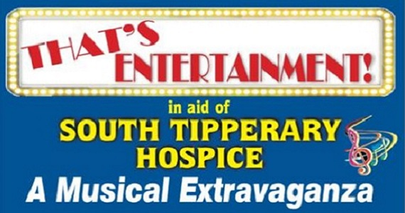 Post image for THAT'S ENTERTAINMENT! In aid of South Tipp Hospice