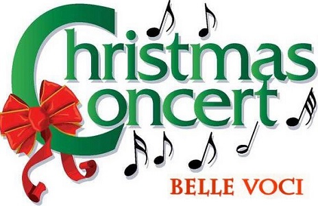 Post image for Charity Christmas Concert 2016 with Belle Voci Choir and special guests