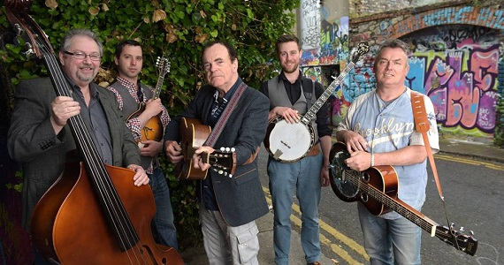 Post image for Clonmel Folk Club presents The Niall Toner Band
