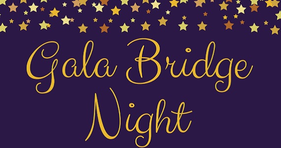 Gala Bridge Night with proceeds to Daffodil Day & St. Vincent de Paul @ Clonmel Bridge Centre