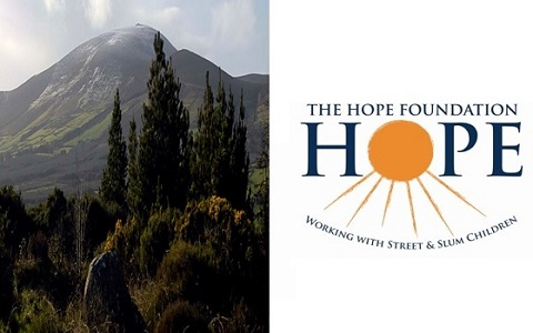 Sponsored Slievenamon Walk in aid of the Froebel Hope Teacher Education Partnership @ Kehoe's Pub