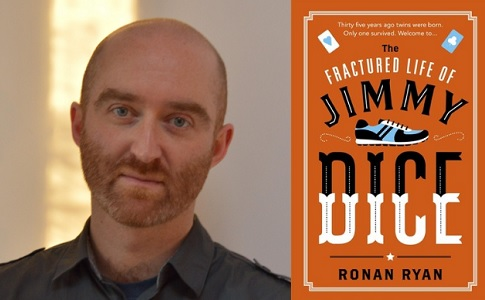 """The Fractured Life of Jimmy Dice"" - Book Launch at Clonmel Library @ Clonmel Library"
