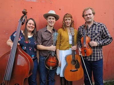 Post image for Clonmel World Music Proudly Presents The Foghorn Stringband (USA)