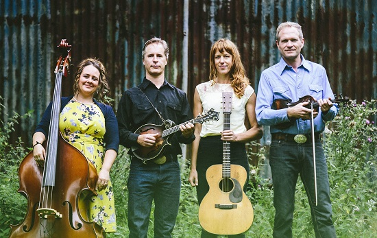 Clonmel World Music Proudly Presents The Foghorn Stringband (USA) @ Raheen House Hotel