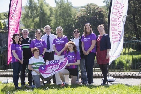 Post image for Fittest Family Member Ciara Cummins launches the 2017 Tipperary Womens Mini Marathon!
