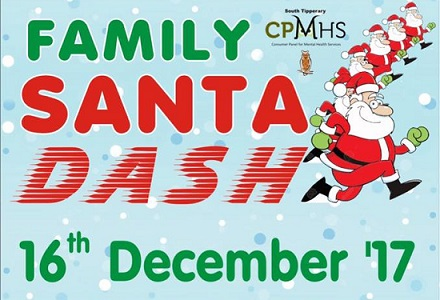 Clonmel Santa Dash @ Parnell Street