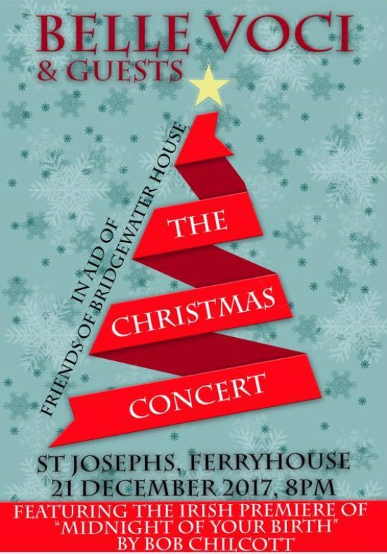 Belle Voci and Guests Christmas Concert 2017 @ Ferryhouse Church