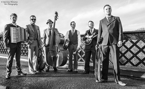 Clonmel World Music Proudly Presents: Rob Heron & the Tea Pad Orchestra (Newcastle, UK) @ Raheen House Hotel