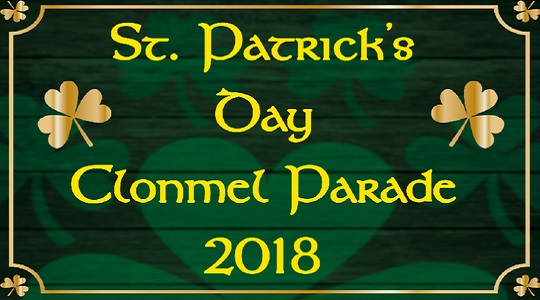 Registration open for participation in St Patrick's Day Parade 2018