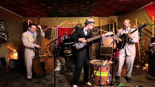Clonmel World Music Proudly Presents: Woody Pines (Nashville, USA)