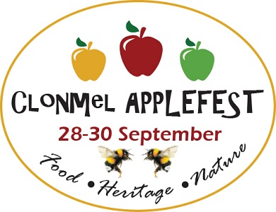 New Apple Festival launched for September 28th – 30th in Clonmel