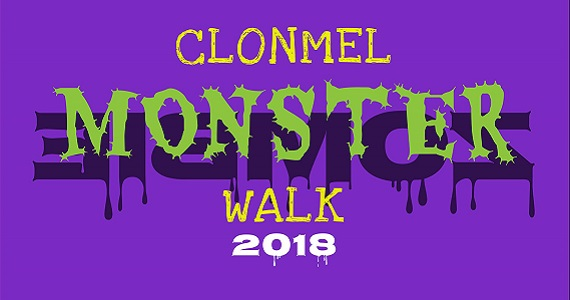 Clonmel Monster Walk 2018 @ Gordon Place Car Park