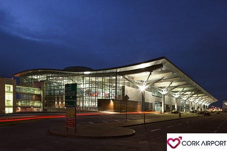 Cork Airport to welcome 149,000 passengers over the festive season