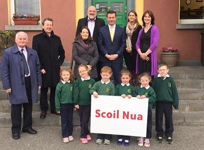 Kelly's Delight at Gaelscoil Cluain Meala Progress