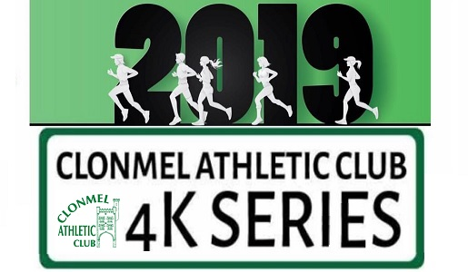 Clonmel Athletic Club 4K Series January 2019 @ Brothers Of Charity Car Park