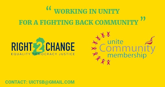 Unite in the community – 'Right2Change Tom Stokes Branch' Established