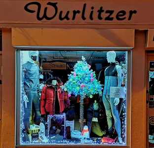 Christmas in Clonmel – Wurlitzer