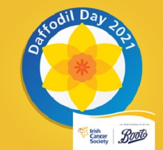 Irish Cancer Society – Clonmel Daffodil Day 2021